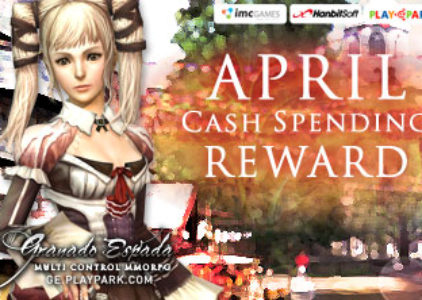 GE : April Cash Spending Reward