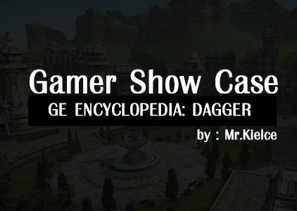 GE ENCYCLOPEDIA: DAGGER by Mr.Kielce