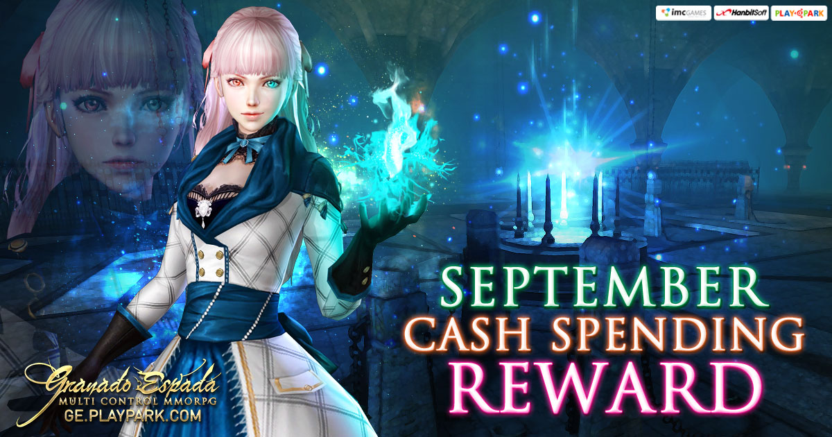 GE : September Cash Spending Reward