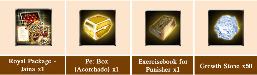 [GE] Cash Shop Update : Lyndon Box [Wish Box #3]