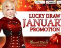 GE : January Lucky draw Promotion