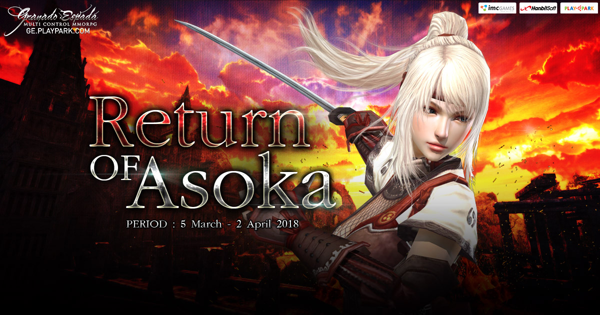GE : Return of Asoka