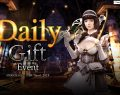 GE : Daily Gift Event on April