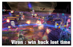 Viron-win-back-lost-time