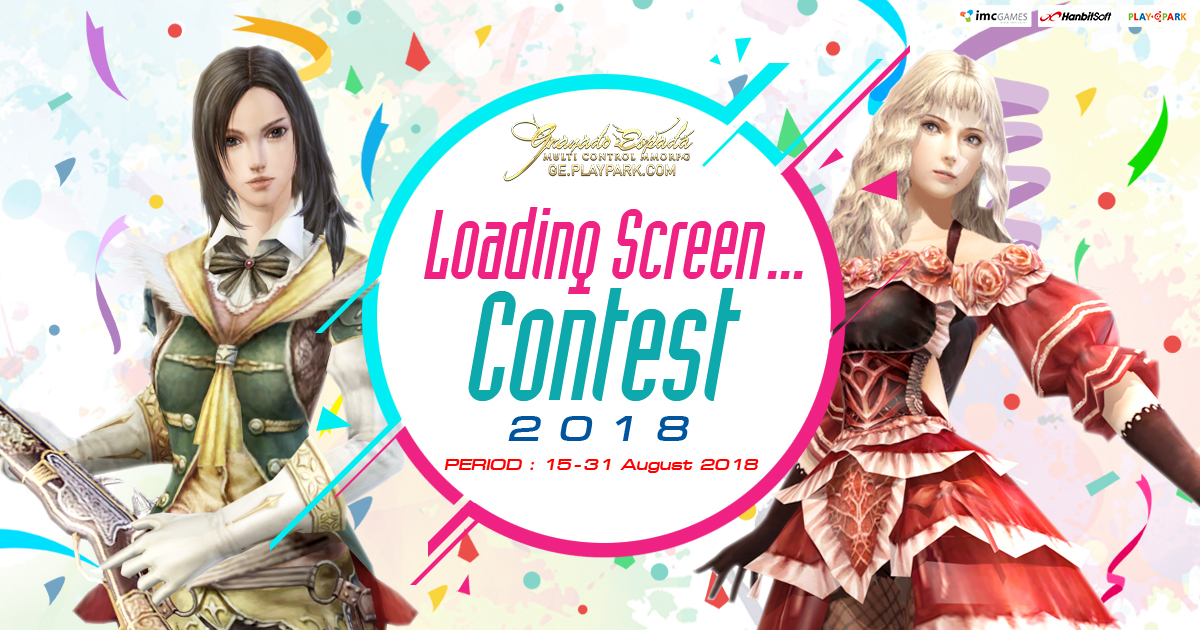 [GE]: Loading Screen Contest 2018
