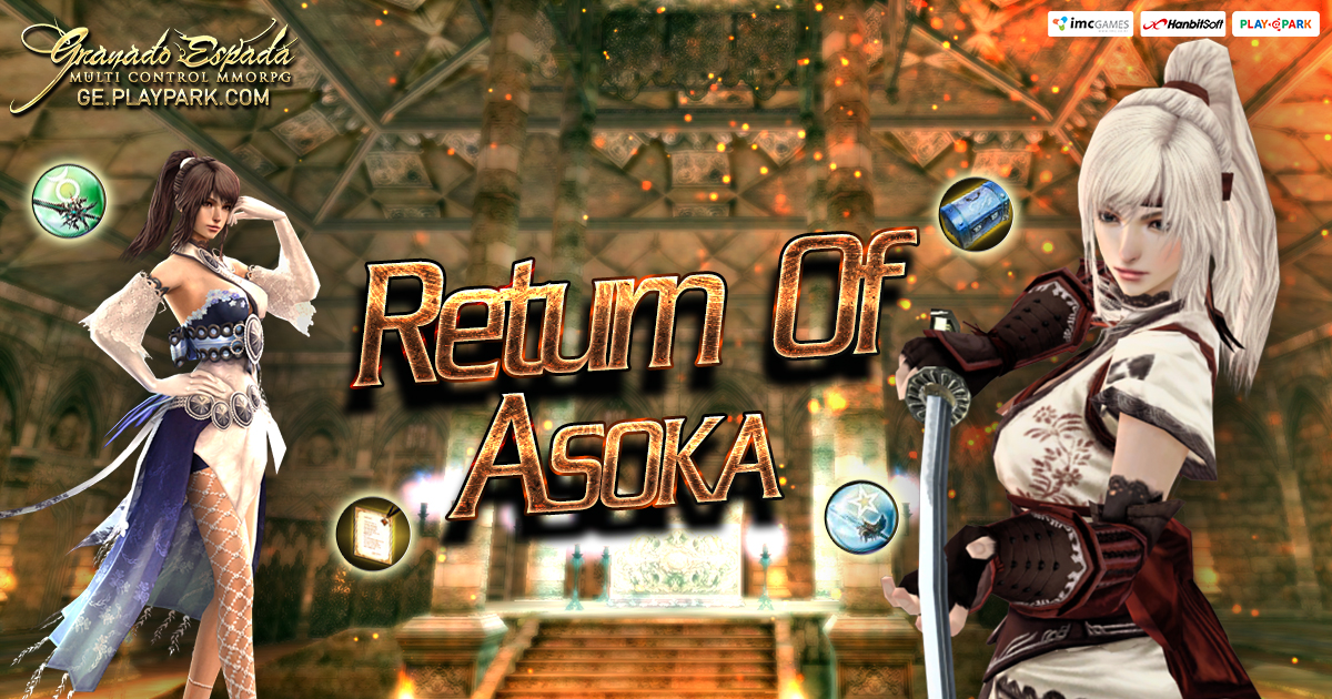 [GE]: Return of Asoka