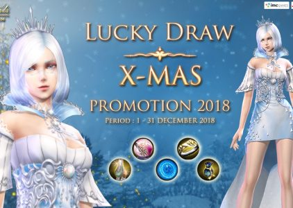 [GE]: Lucky Draw X-mas Promotion 2018