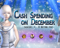 [GE]: Cash Spending on December