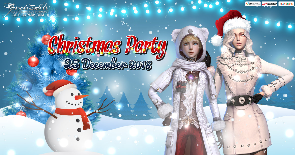 [GE] Christmas Party 2018