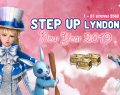 [GE]: Step Up Lyndon New Year 2019