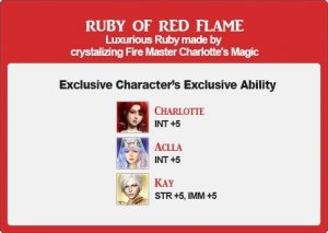 S175 Ruby of Red Flame