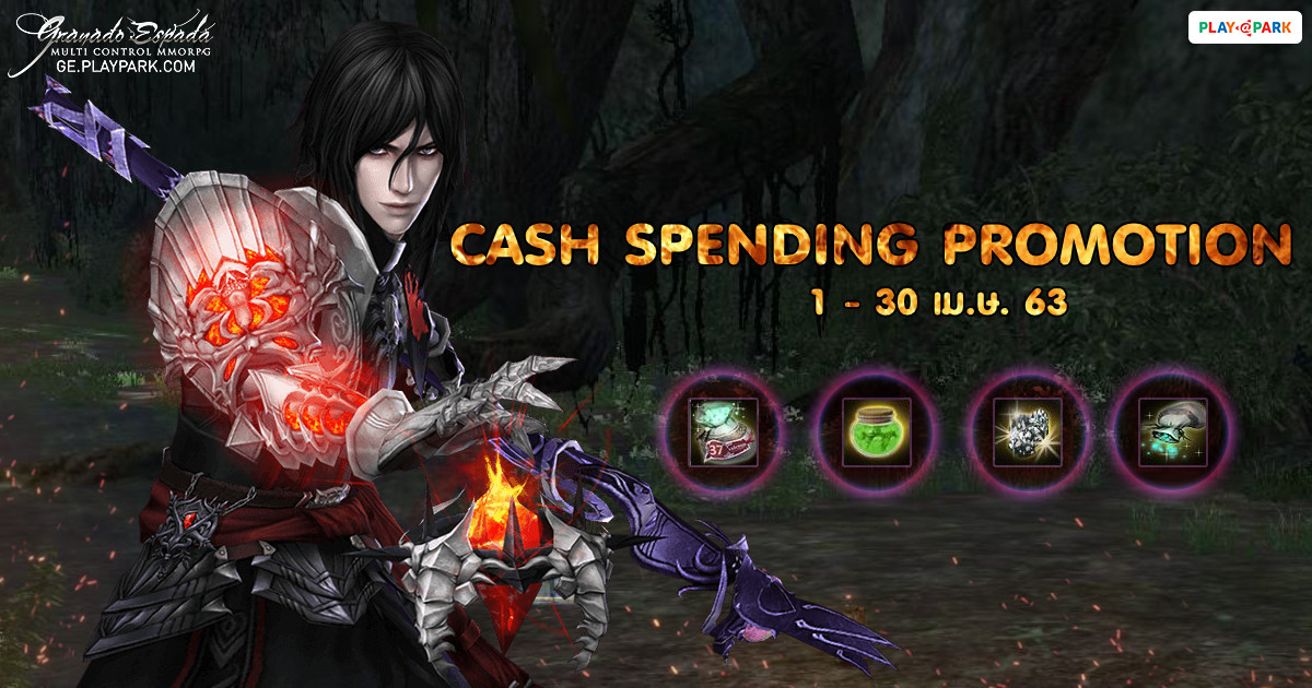 [GE]: Cash Spending on APR 2020